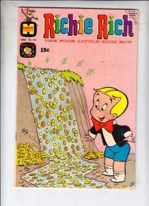 Richie Rich #104 (Apr-71) FN/VF+ High-Grade Richie Rich