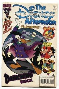 Disney Afternoon #1 1994 Darkwing Duck Marvel NM-