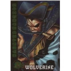 1996 Fleer Ultra X-Men WOLVERINE #99