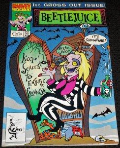 Beetlejuice #1 (1991)