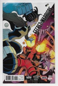Secret Warriors #6 (Marvel, 2017) NM
