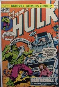 The Incredible Hulk #185 (1975)