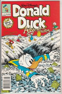 Donald Duck Adventures #1 (Jun-90) VF/NM High-Grade Donald Duck