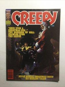 Creepy 125 Very Fine+ Vf+ 8.5 Feb 1981 Warren Magazine