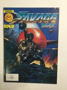 Savage Tales 2 December Magazine Near Mint Nm Marvel Magazine