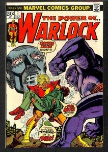 Warlock #7 (1973)