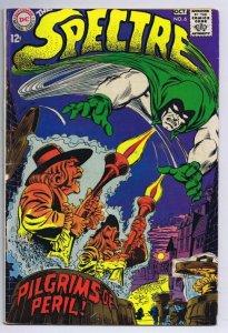 Spectre #6 ORIGINAL Vintage 1968 DC Comics