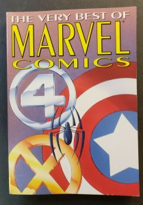 THE VERY BEST OF MARVEL COMICS 1992 TPB SOFT COVER VF/NM