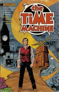 Time Machine, The #2 VF/NM; Eternity | save on shipping - details inside