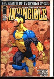 Invincible #100 (2013)