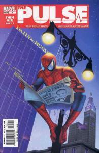 Pulse, The (Marvel) #3 VF/NM; Marvel   save on shipping - details inside