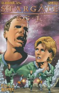 Stargate SG-1: Fall of Rome #1B VF/NM; Avatar | save on shipping - details insid