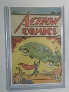 Action Comics #1 Nestle 10 cent Reprint 8.0 VF (1987)