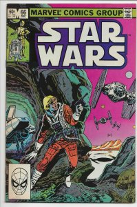 Star Wars (1977) #66 Direct Edition