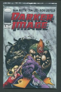 Darker Image #1  (Polybag/ Deathblow Card) MINT  March 1993