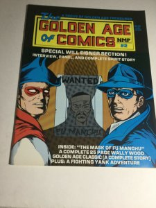 The Golden Age Of Comics 2 Nm Near Mint NMP