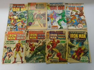 Marvel Readers Comic Lot Captain America Iron Man Daredevil 59 Different  Books