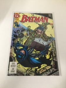 Batman 490 NM Near Mint DC Comics