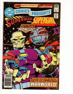 DC Comics Presents #28 (VF+) Superman Supergirl Jim Starlin
