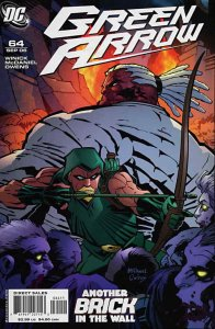 Green Arrow (2nd Series) #64 FN; DC   save on shipping - details inside
