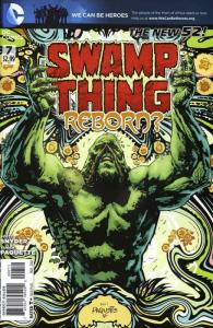 Swamp Thing (5th Series) #7 VF/NM; DC | save on shipping - details inside