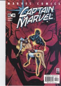 Captain Marvel Vol 2 #34