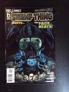 Swamp Thing #4 (2012)
