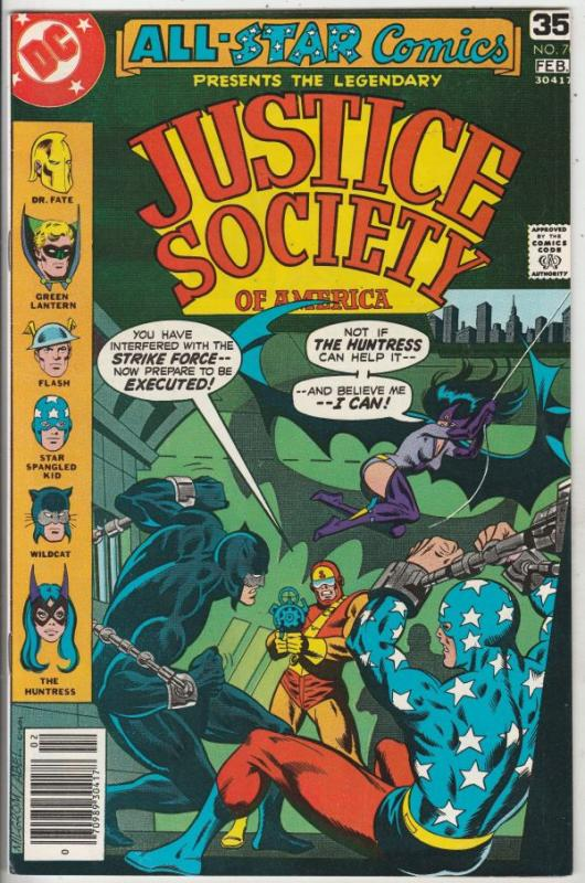 All-Star Comics #70 (Feb-78) NM/NM- High-Grade Justice Society of America (Go...