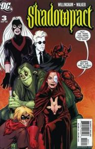 Shadowpact #3, NM (Stock photo)