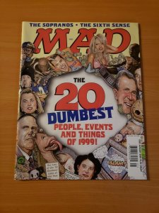 Mad Magazine #389 ~ NEAR MINT NM ~ January 2000