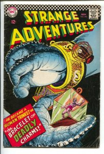 Strange Adventures #194 1966-DC-Lee Elias art-Sci-fi & mystery stories-VG