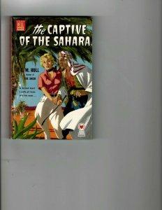 3 Books The Captive of the Sahara Memo to a Firing Squad Next Time JK17