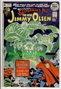 SUPERMAN'S PAL JIMMY OLSEN #143, FN to VF, Jack Kirby, Neal Adams, Genocide