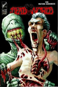 Deadworld (Vol. 1) #5A VG; Arrow | low grade comic - save on shipping - details