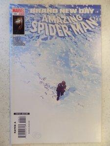 AMAZING SPIDER-MAN # 556