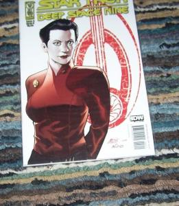 Star Trek: Deep Space Nine, The Maquis #1 +SIGNITURE SERIES 1+LIGHTSTORM 1  +IDW