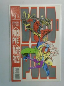 Deadpool The Circle Chase #4 7.0 FN VF (1993)