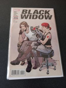 Black Widow #10 (2017)