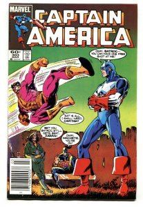 CAPTAIN AMERICA #303 Origin issue Marvel comic book NM-
