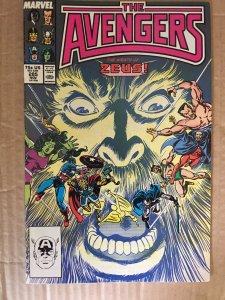 The Avengers #285