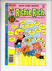 Richie Rich #190 (May-80) VF High-Grade Richie Rich
