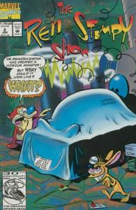 Ren & Stimpy Show #2 (2nd) VF; Marvel | save on shipping - details inside