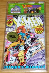 Treat Pedigree Collection: X-Men 4 VF/NM limited edition collector's pack