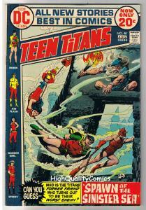TEEN TITANS #40,  VF-, Wonder Girl, Kid Flash, Robin, 1966, more TT in store