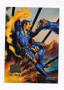 1996 Marvel Masterpieces #58 X-Man