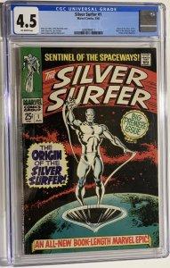 Silver Surfer #1 (1968)