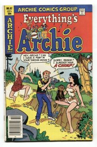Everything's Archie #97 Spicy VERONICA cover-comic book