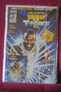Mr. T and the T-Force #1 (1993)