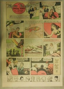 Myra North Special Nurse by Thompson & Coll from 7/24/1938 Size:11 x 15 Rare! T
