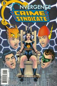 Convergence Crime Syndicate #1, NM (Stock photo)